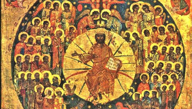 Sunday of All Saints 2017